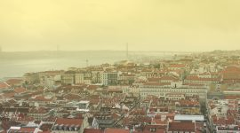 Lisbon, Cascais, and Something to Drink